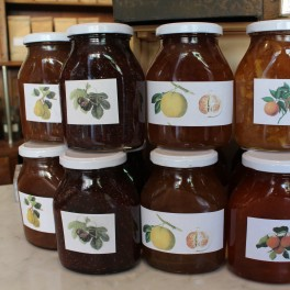 Confiture de poires / 500 g.